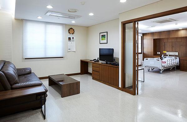 강동성심병원 성형외과 의료시설